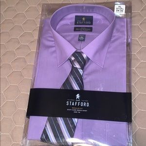 Regular Fit Stafford Dress Shirt